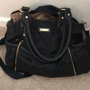 Handbags - Storksak diaper bag